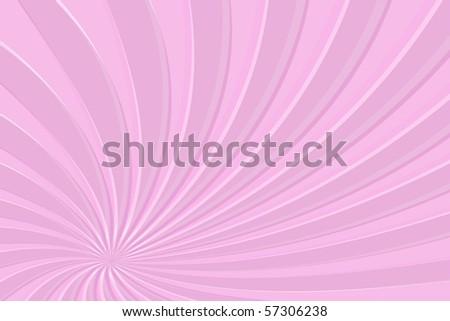 Purple and pink sunburst retro vector - stock photo