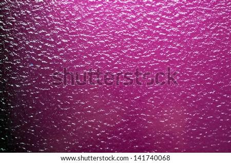 Purple Background, Rippled - stock photo