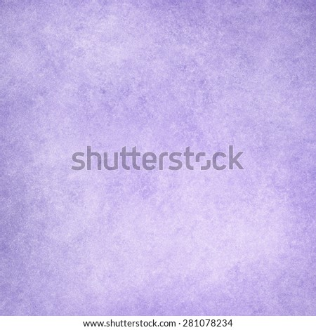 purple background with textured grunge paint design - stock photo
