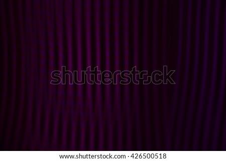 Purple Blaze - stock photo