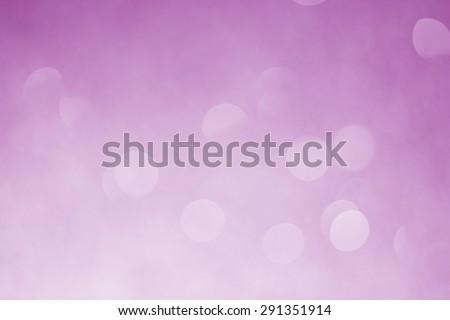 Purple Bokeh Background./ Purple Bokeh Background. - stock photo