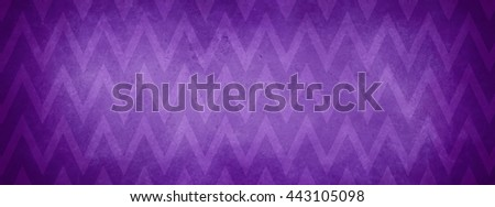 purple chevron background stripes, zig zag pattern and vintage texture - stock photo