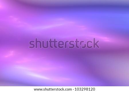 Purple Cloud Background - stock photo