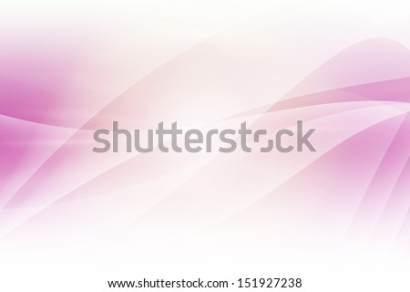 Purple Curved Abstract Background - stock photo
