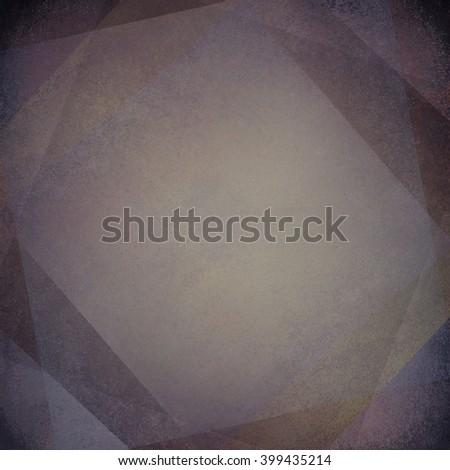 purple frame drawing grunge - stock photo