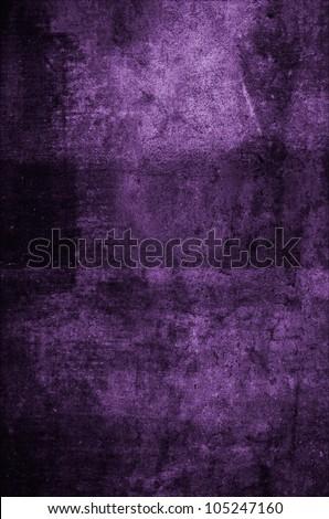Purple Grunge Background - stock photo
