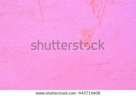 Purple grunge wall for texture background - stock photo