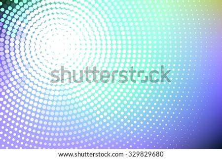 purple halftone background. Raster version - stock photo