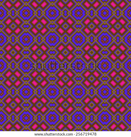 Purple, red abstract seamless wallpaper pattern