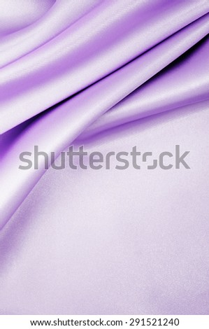 Purple satin fabric background - stock photo