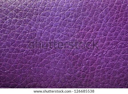 Purple skin texture - stock photo