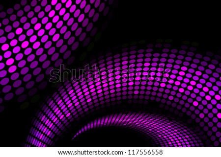 "Purple ""snake"" background - stock photo"
