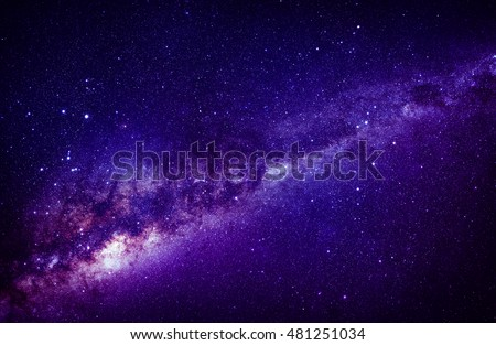 Purple Stanfield -  Elements of this Image Furnished by NASA
