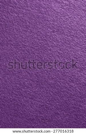 purple textile - stock photo