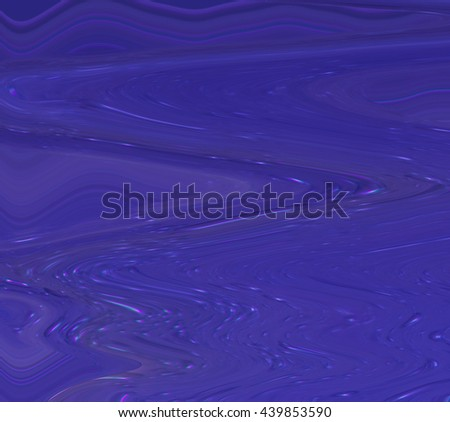 purple waves abstract - stock photo