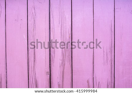 Purple wooden wall texture background