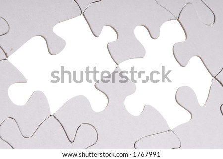 puzzle missing two pieces