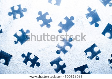 puzzles background