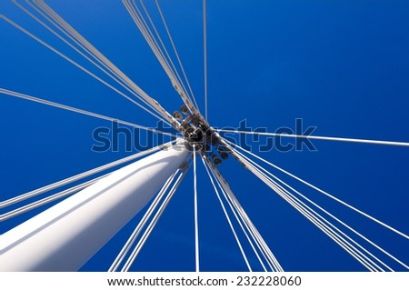 Pylon - stock photo