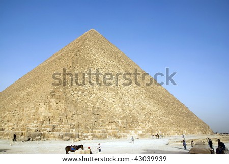 pyramid of giza,cairo,Egypt