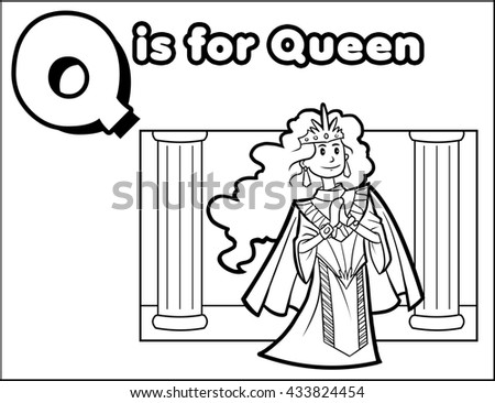 Q Is For Queen Roman Patrician Woman ...