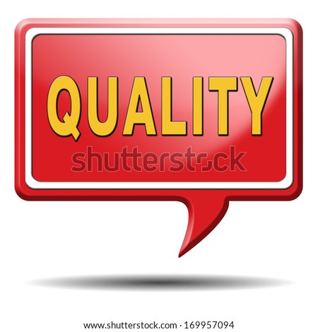 Quality control label 100% guaranteed warranty and best top product offer