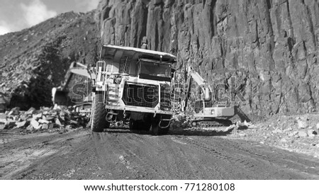 Quarry machinery inc