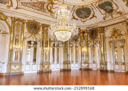 Ballroom Interior Stock Images Royalty Free Images