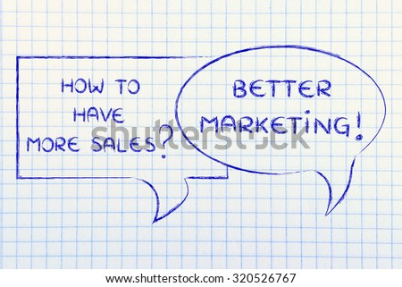 question and answer about social media marketing: a better marketing approach to have more sales