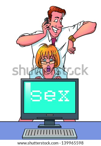 quick sex for workaholic man