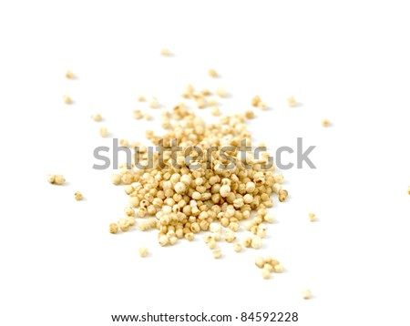 Quinoa - stock photo