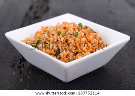 Carrot on salad Stock Photos, Images, & Pictures | Shutterstock