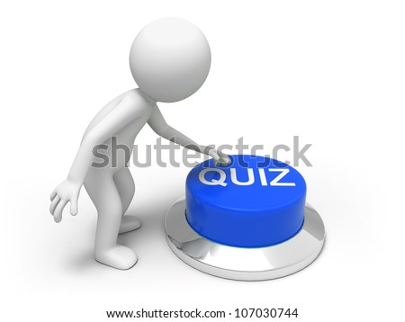 quiz/A man is pushing the button