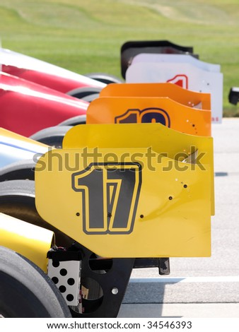 Race Car Number Stock Images Royalty Free Images Vectors