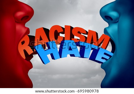 the issue of racism and hatred Part of the solidarity movement  incite hatred and violence towards others,  forthright internal memo to his staff addressing the issues of racism, privilege and.