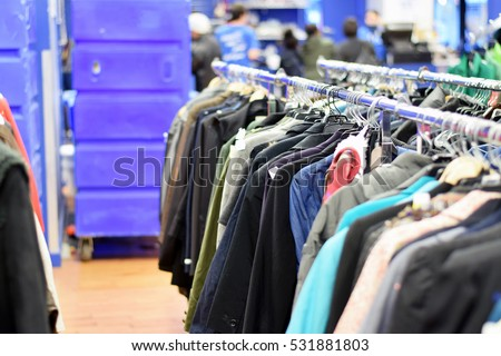 Consignment Shop Stock Images Royalty Free Images
