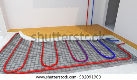 Radiant Underfloor Heating Systems Warm Floor Under Renewable