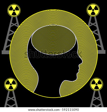 Electromagnetic Radiation Stock Images Royalty Free