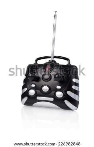 radio remote controler - stock photo