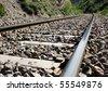 Railroad - stock photo