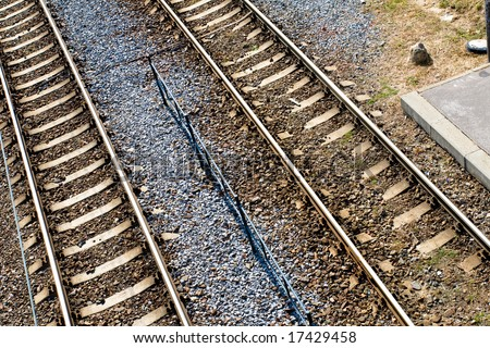 Railroad Detail