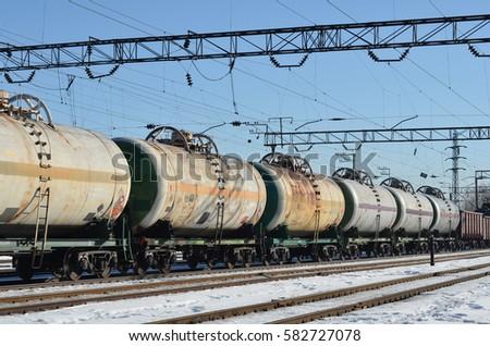 Rail Tank Car Stock Images Royalty Free Images Vectors