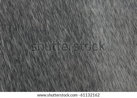 Rain. - stock photo