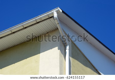 Roof Overhang Stock Images Royalty Free Images Amp Vectors