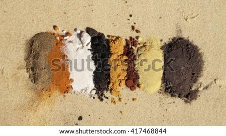 rainbow beach, queensland, australia  - stock photo