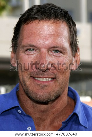 Ralf Moeller at the Los Angeles premiere of 'Beerfest' held at the Grauman's Chinese Theatre in Hollywood, USA on August 21, 2006.