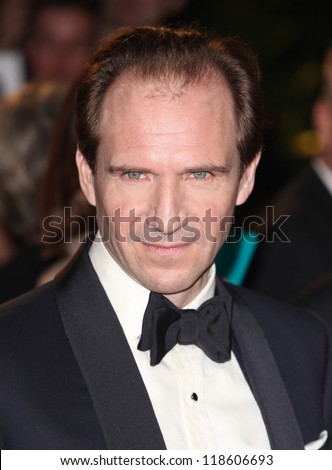 Ralph Fiennes arriving for the Royal World Premiere of 'Skyfall' at Royal Albert Hall, London. 23/10/2012 Picture by: Alexandra Glen