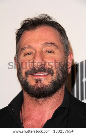 Ralph Rucci at the L.A. Gay And Lesbian Center Hosts 'An Evening' honoring Amy Pascal and Ralph Ricci, Beverly Wilshire, Beverly Hills, CA 03-21-13 - stock photo