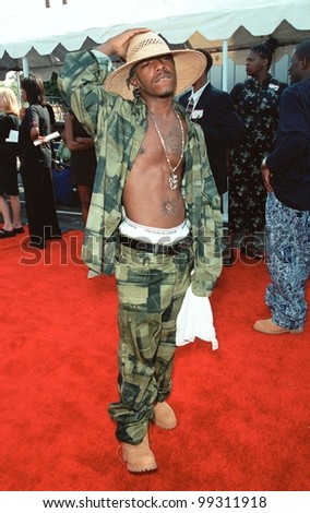 Rap singer CISCO at the Soul Train Lady of Soul Awards in Santa Monica where he was a presenter.  Paul Smith / Featureflash