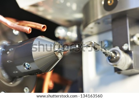 rapid machining steel drill for metalwork at machine tool measurement